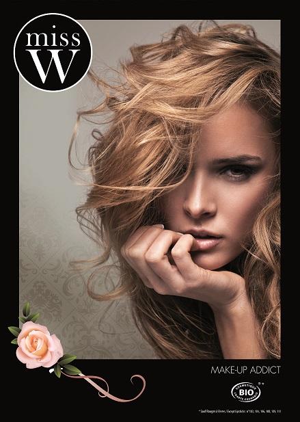 le maquillage bio et glamour miss w les filles du web. Black Bedroom Furniture Sets. Home Design Ideas