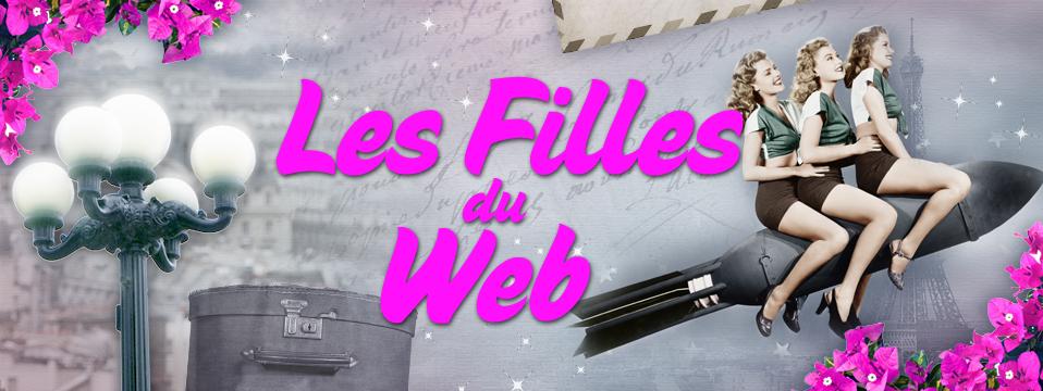 Les Filles du Web