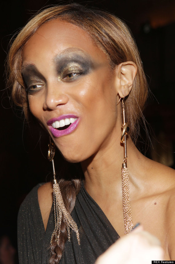 Young Tyra Banks Newhairstylesformen2014 Com