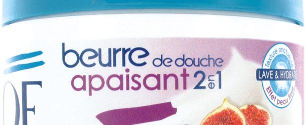 BEURRE DE DOUCHE APAISANT
